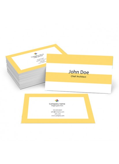 Stripes Business Card (1000 cards)