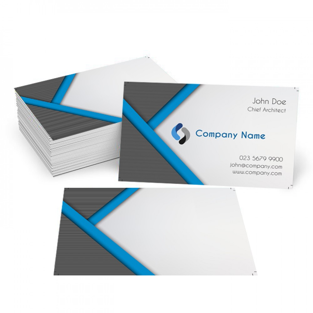 Blue Business Card (1000 cards)