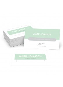 Business cards mint business card 1000 cards reheart Images