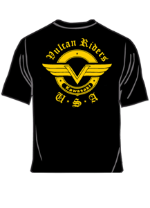 Silk Screen T-Shirt - One Color