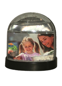 Snow Globes - Medium Double-sided