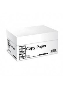 Copy Paper, 92 Bright, Ledger (11 x 17), White, 5 Reams/Carton