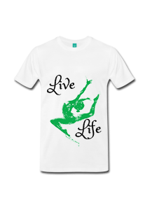 Silk Screen T-Shirt - Two Color